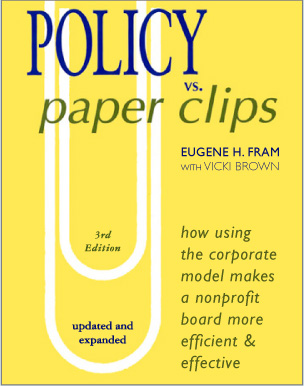 Policy vs Paper Clips